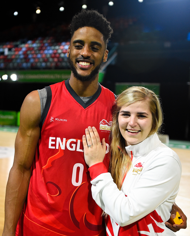 Basketball player proposal
