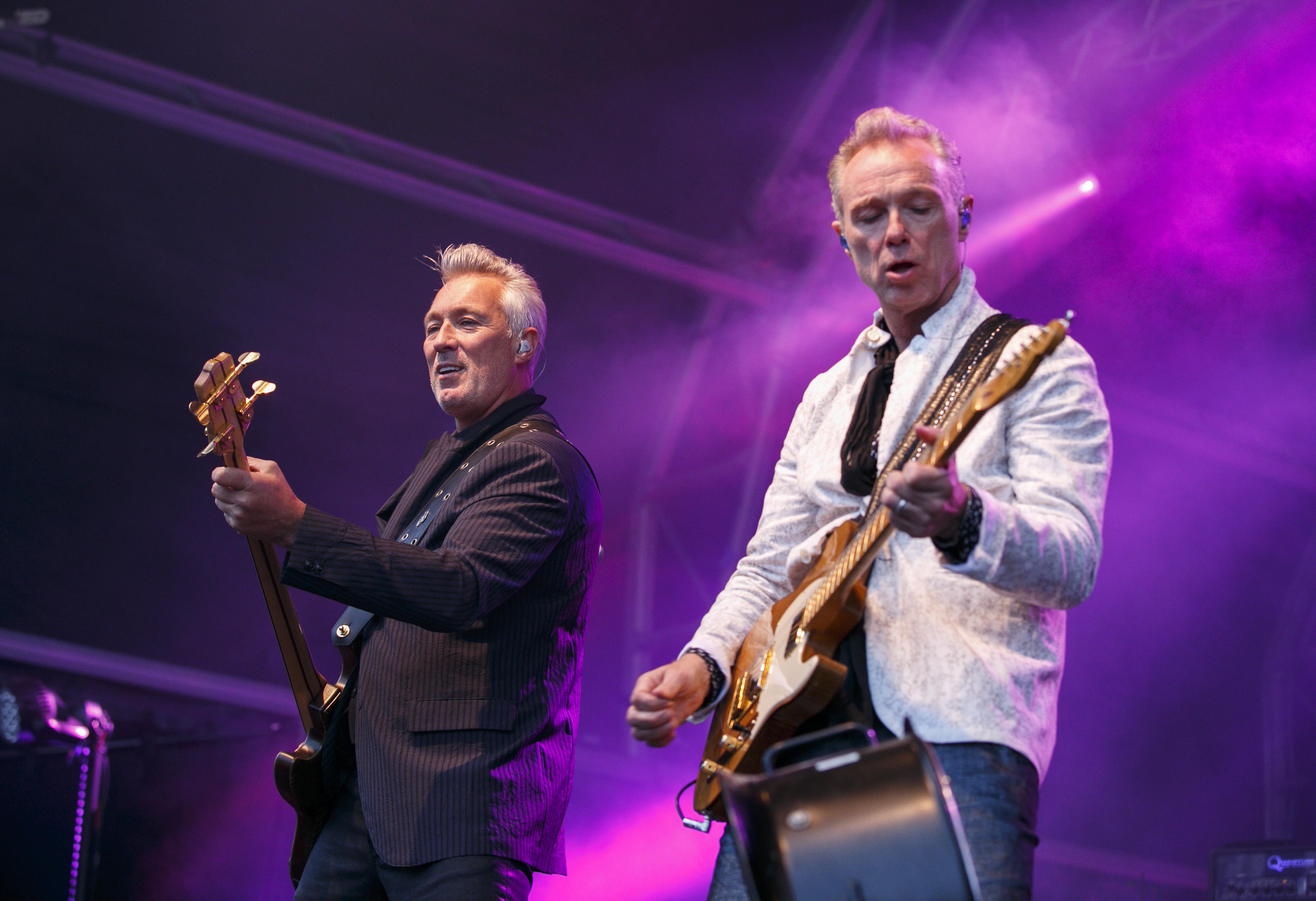 Martin and Gary Kemp
