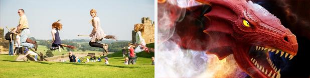 alwick castle images 2