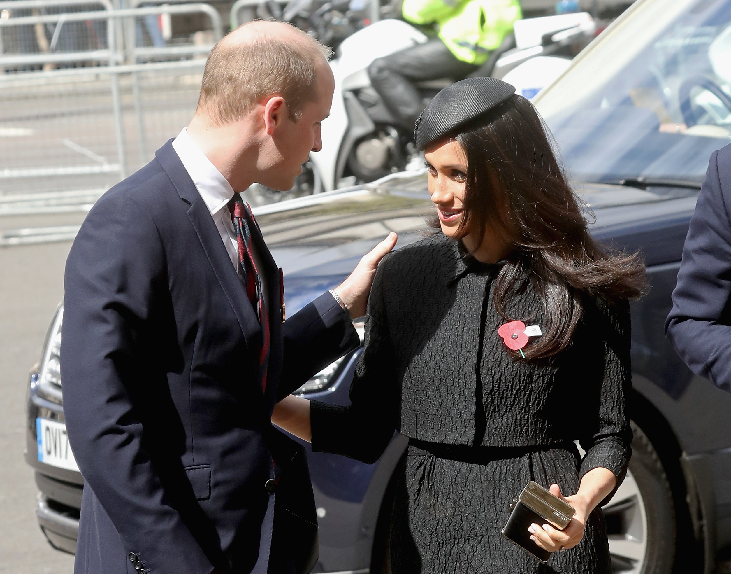 William and Meghan