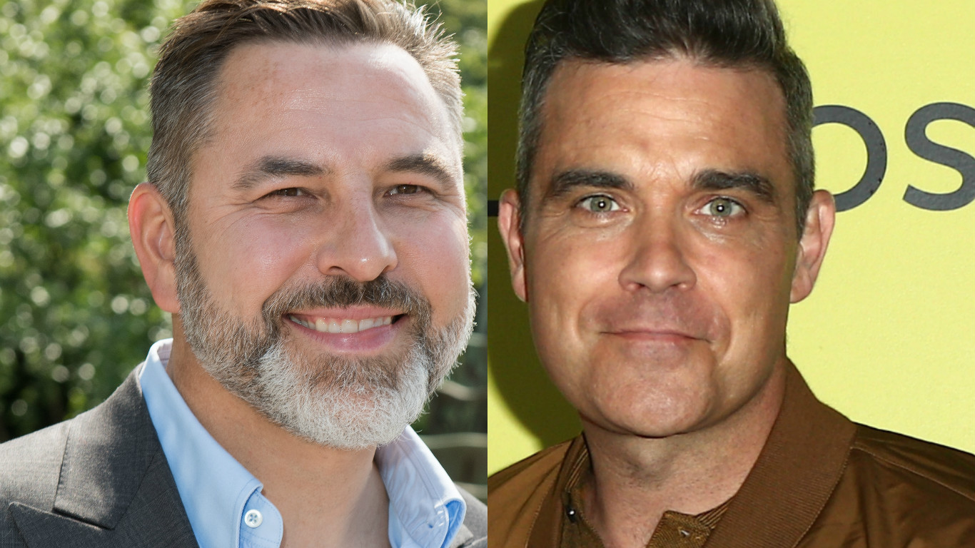 David Walliams/Robbie Williams