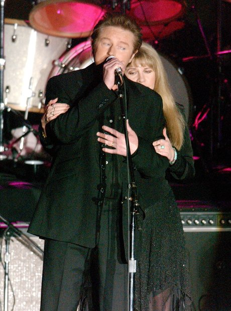 Don Henley and Stevie Nicks