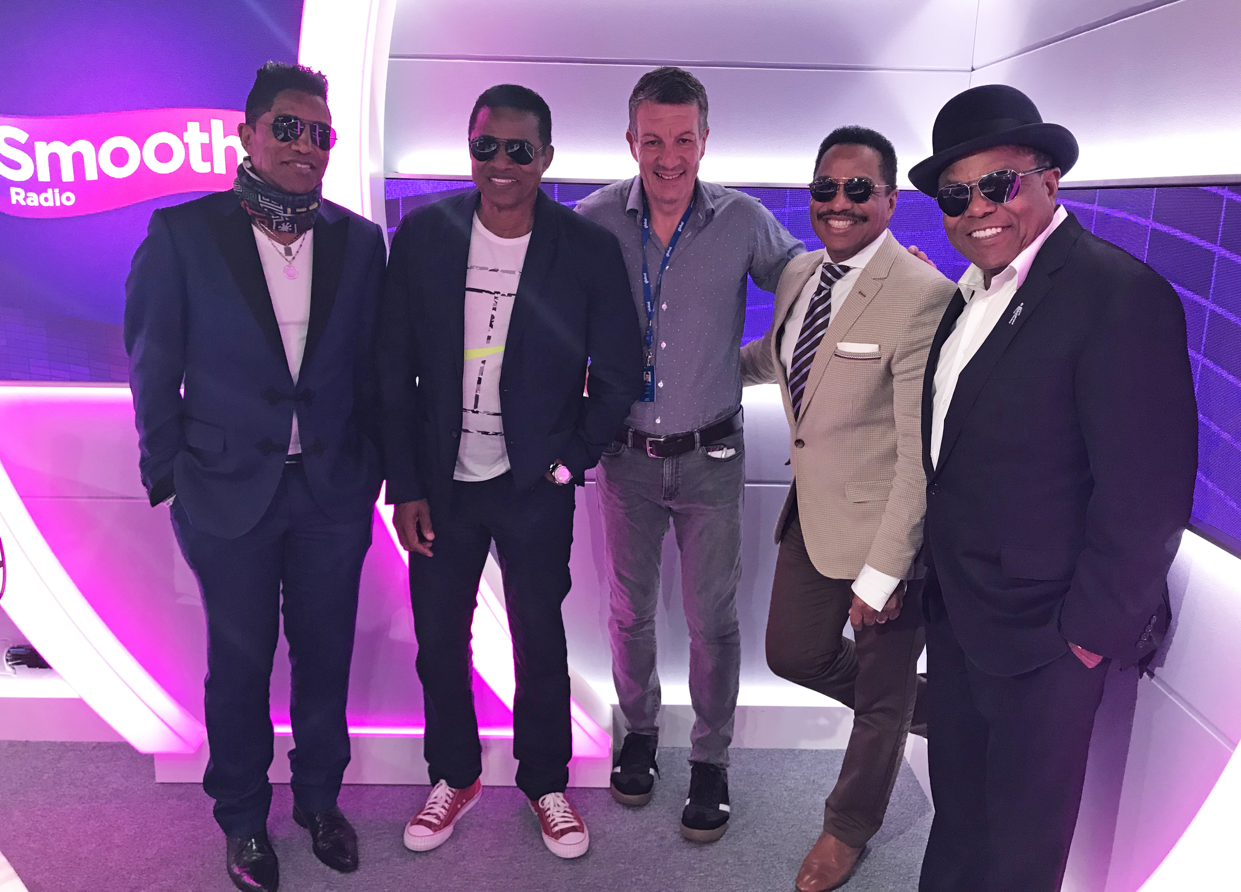 The Jacksons and Smooth