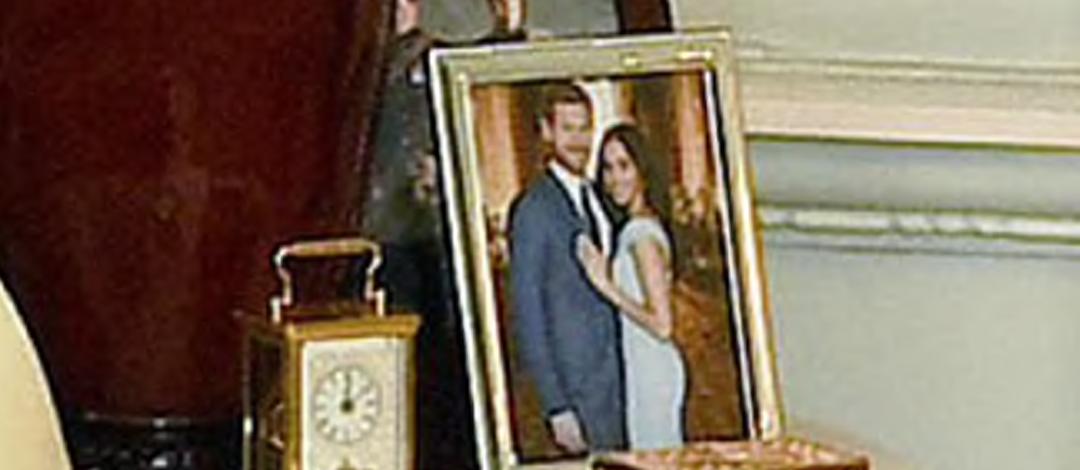 Prince Harry and Meghan photo