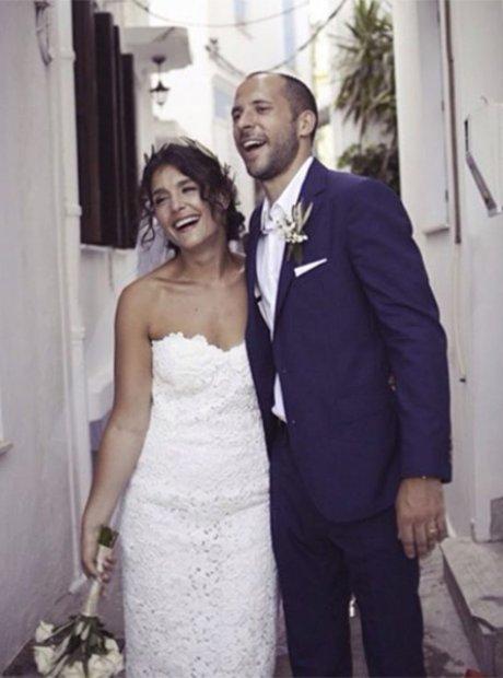Jessie Ware and Sam Burrows