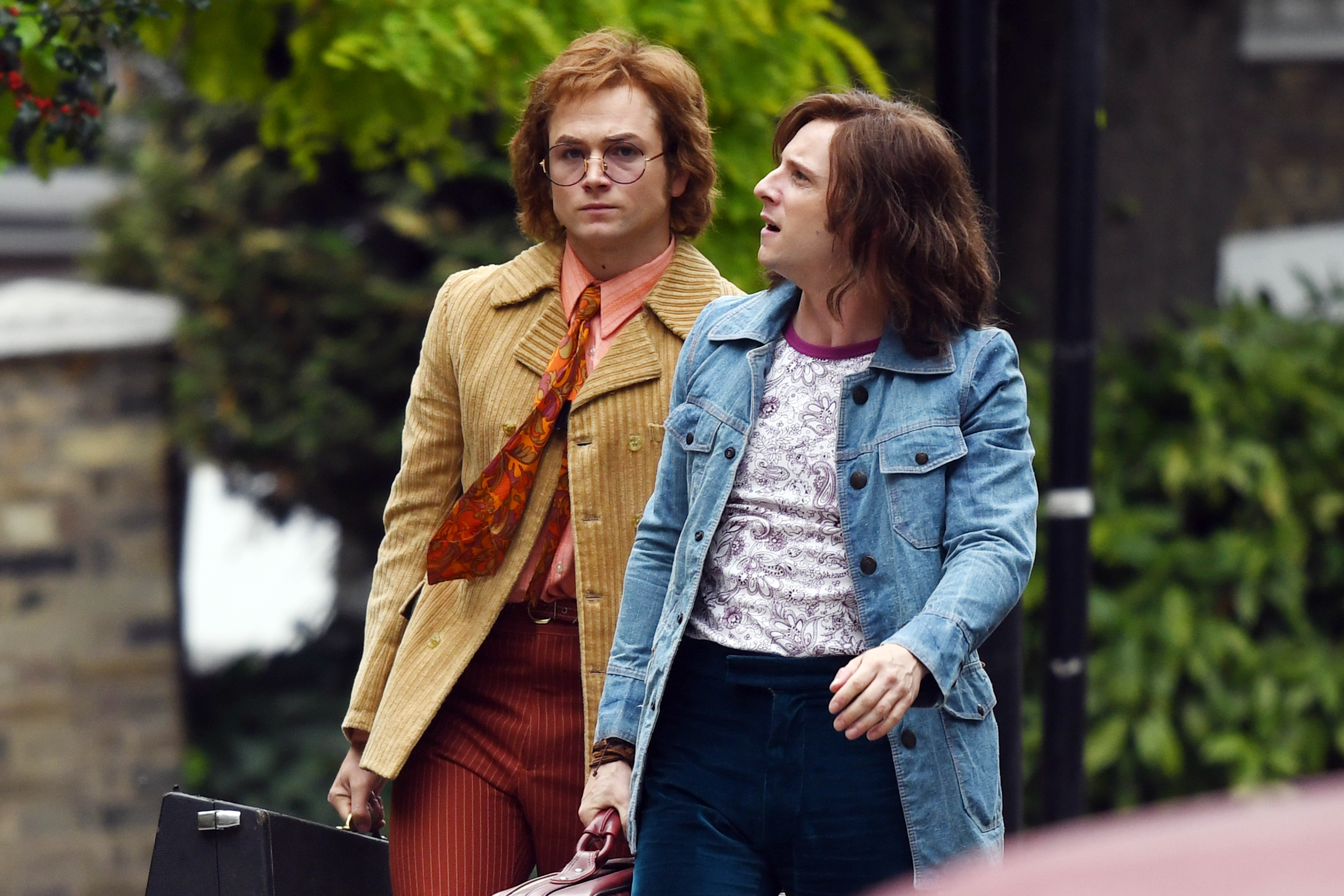 Elton John biopic