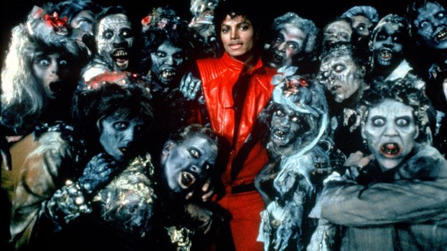 Michael Jackson's 'Thriller' and other spooky songs have