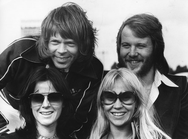 ABBA - are they all married
