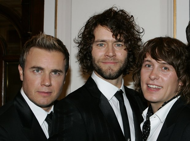 pop group Take that