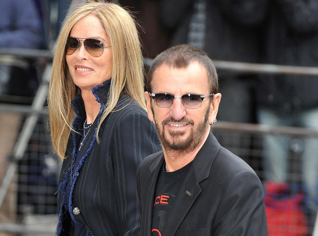 Ringo Starr and Barbara Bach - The best couples in music ...