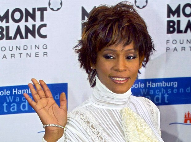 Whitney Houston in Germany