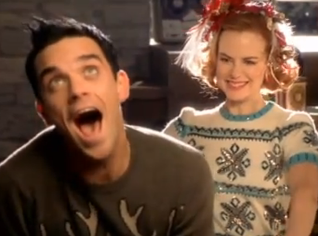 Robbie Williams Nicole Kidman