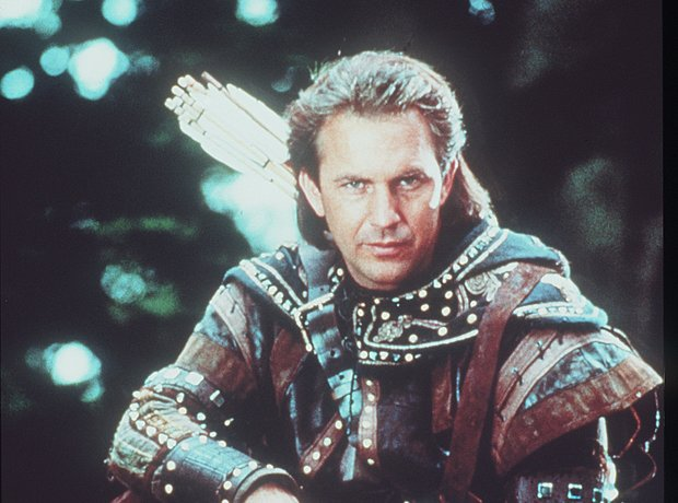 Robin Hood Prince of Thieves with Kevin Costner