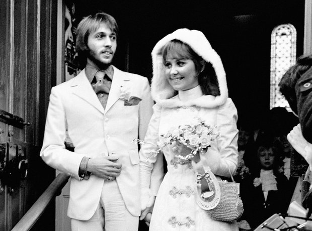 Today in history… when Lulu said 'I do'
