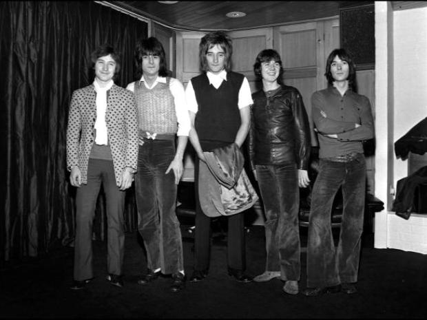 The Faces in November, 1969