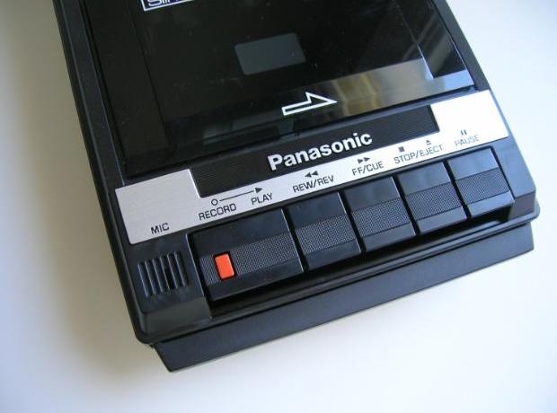 Panasonic Tape Recorder