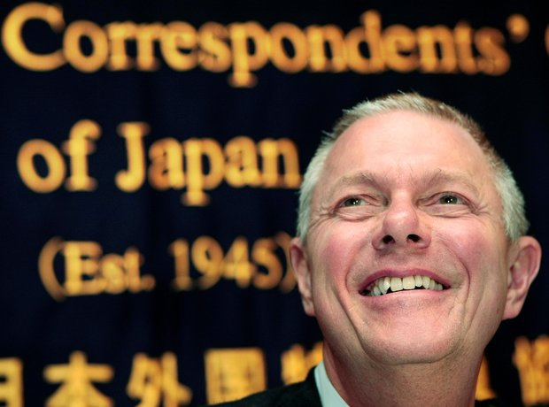 Richard Carpenter in Japan, 2008