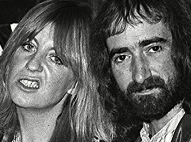 John and Christine McVie
