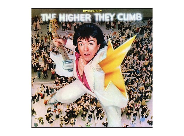 David Cassidy - The Higher They Climb