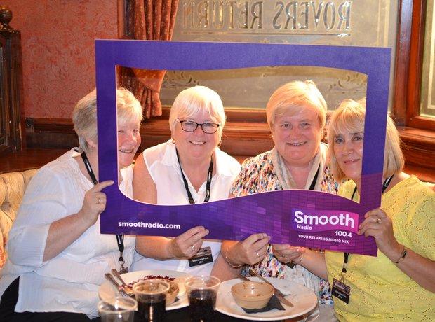 Our Smooth VIP winners enjoy a trip around Coronat