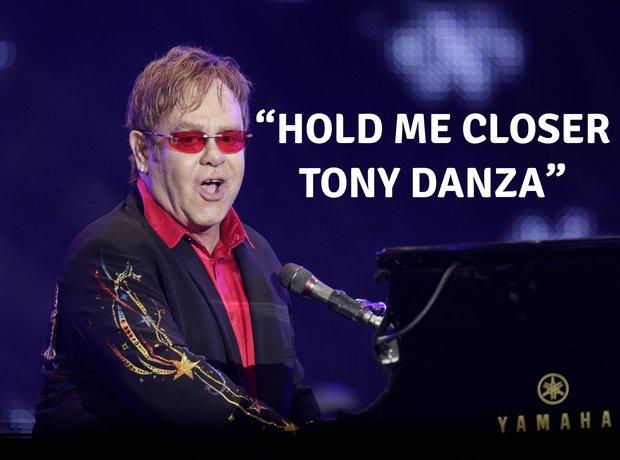 Elton John Misheard Lyrics