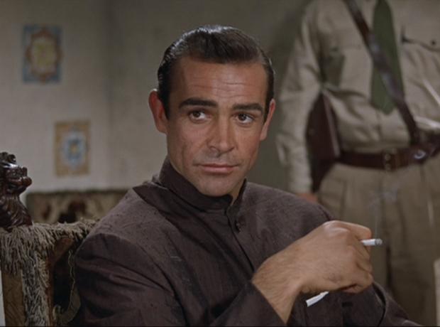 Dr No James Bond Sean Connery Monty Norman