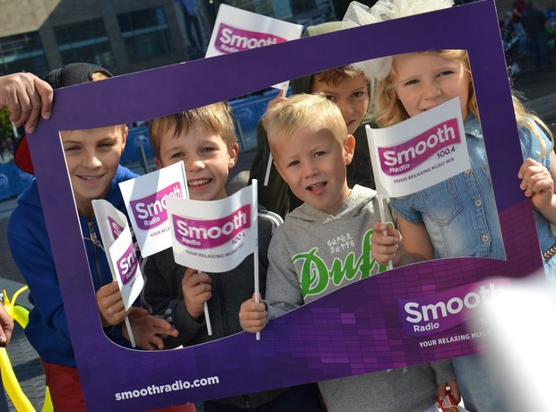 Smooth Radio's 10k Challenge: Salford