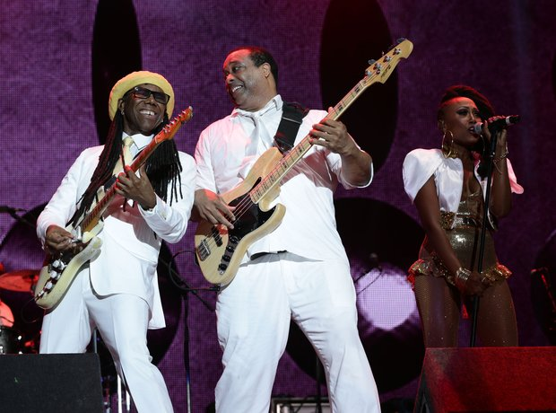 Nile Rodgers and Chic Close Bestival 2014