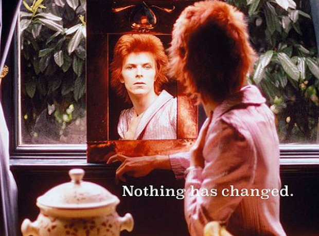 David Bowie Nothing Has Changed