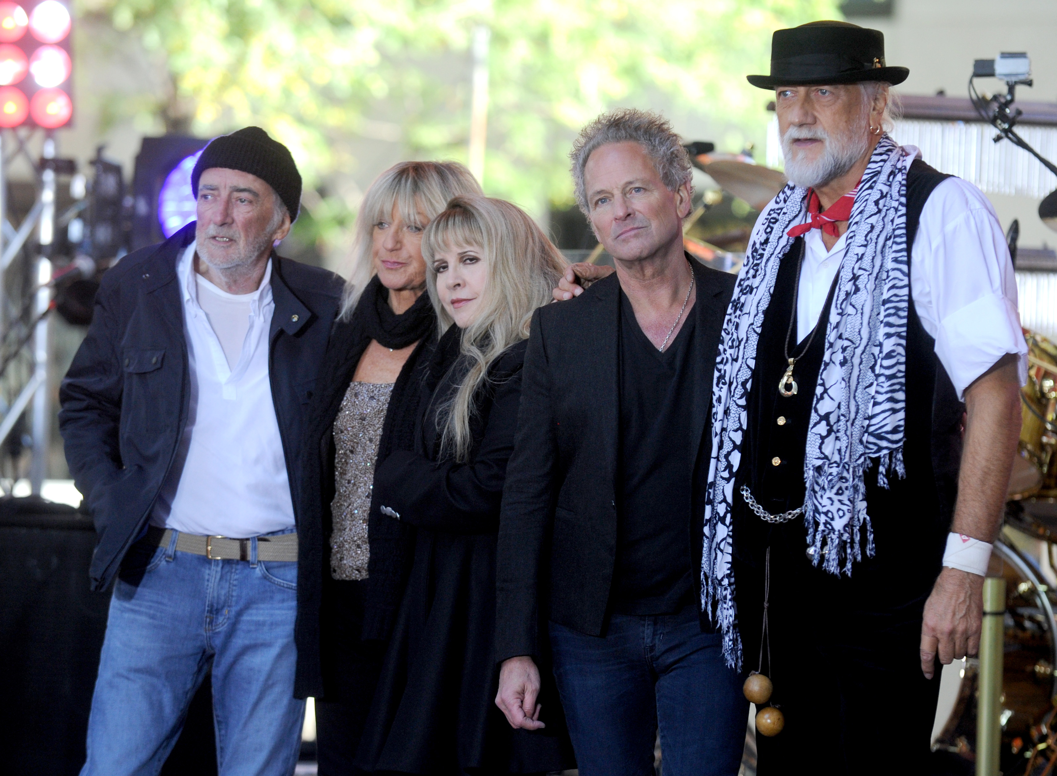 Fleetwood Mac announce firing of Lindsey Buckingham - Smooth