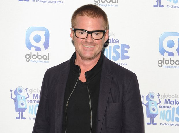 Heston Blumenthal Global Make Some Noise 2014