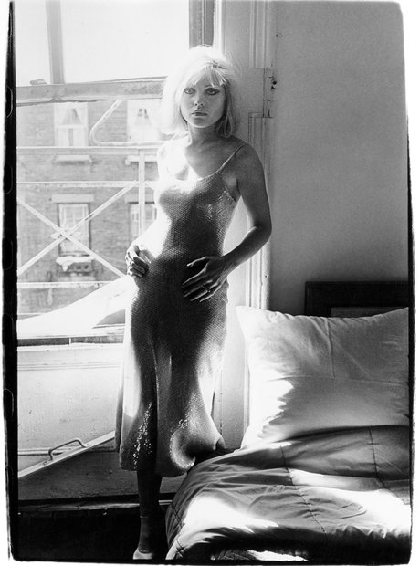 Blondie By Chris Stern