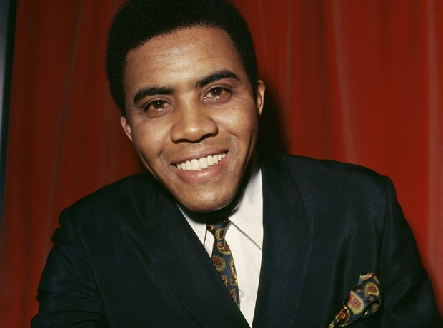 Jimmy Ruffin in the 60s
