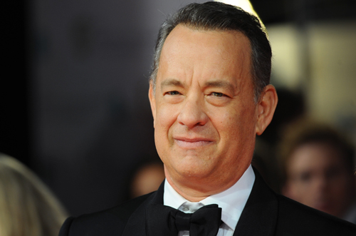 Tom Hanks red carpet