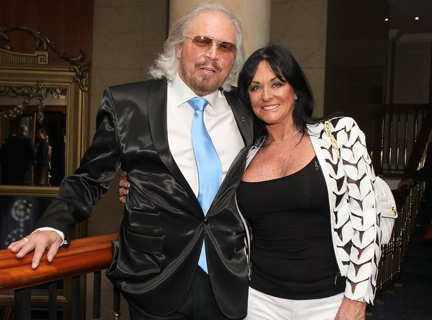 Barry Gibb mother