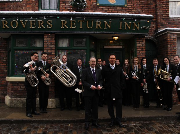 Carols on the Cobbles