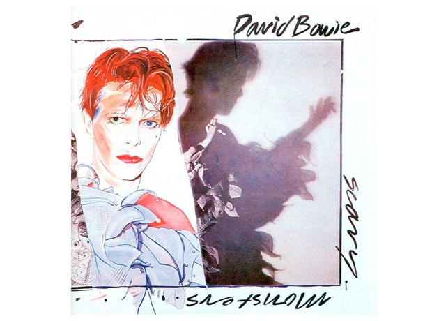 David Bowie – 'Scary Monsters (And Super Creeps)'