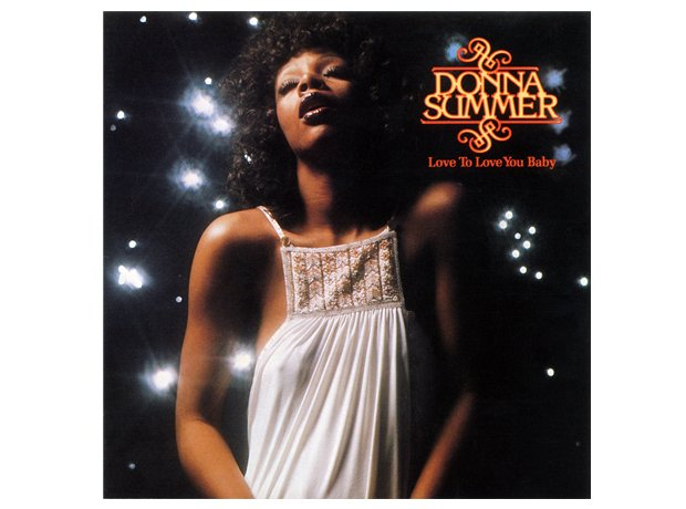 Donna Summer – 'Love To Love You Baby' (1975)