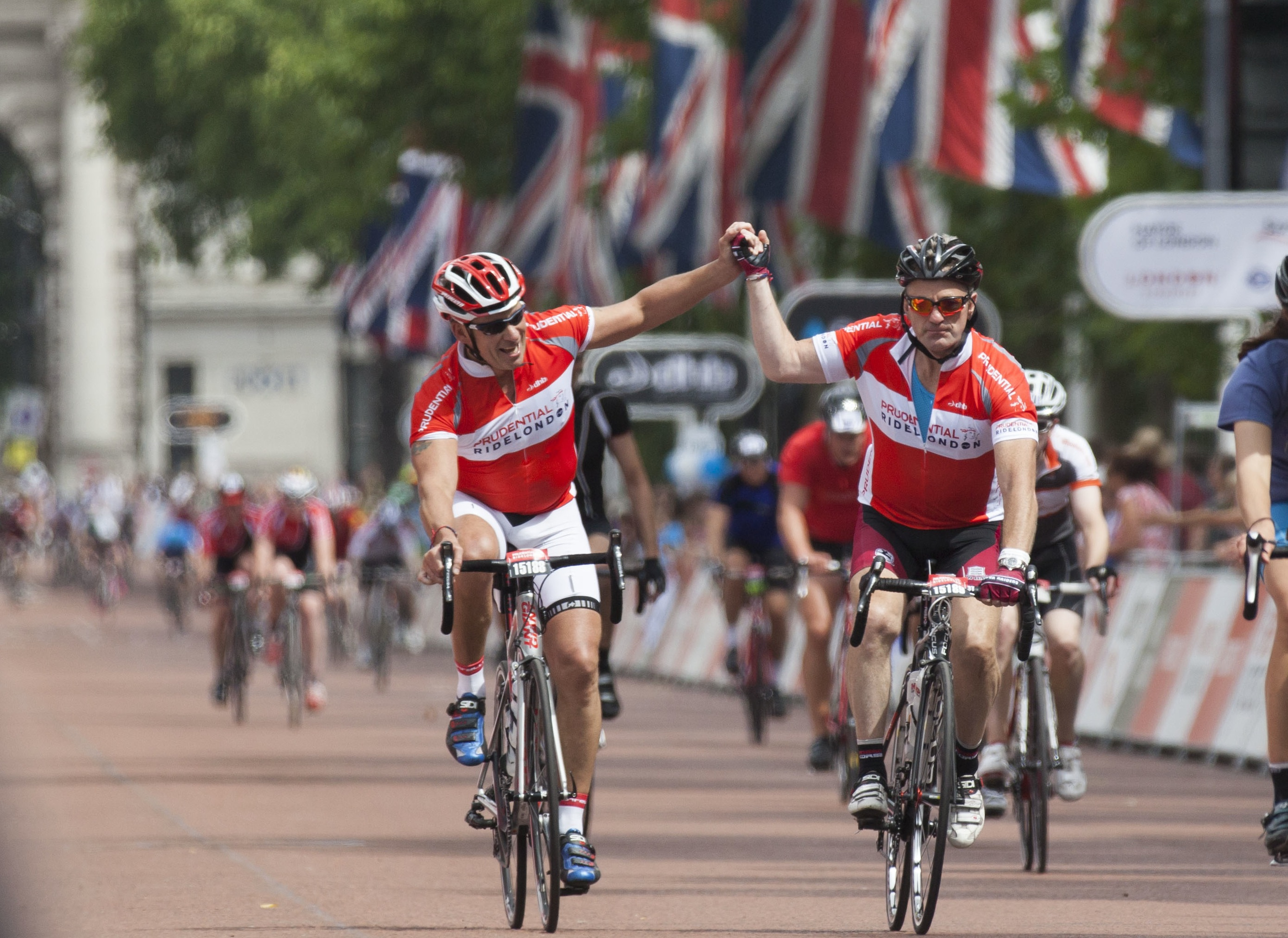 Register Now For Prudential Ride London - Smooth London