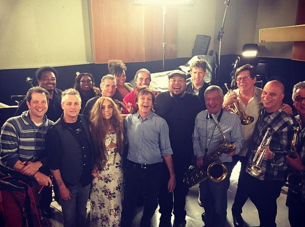 Paul McCartney, Lady Gaga and Friends