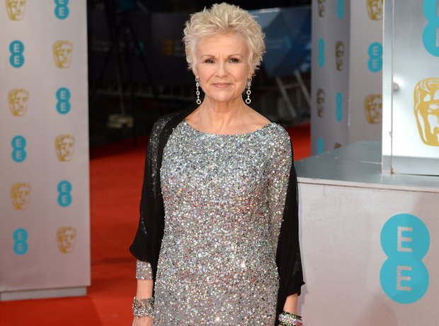 Julie Walters at the Bafta Awards 2015