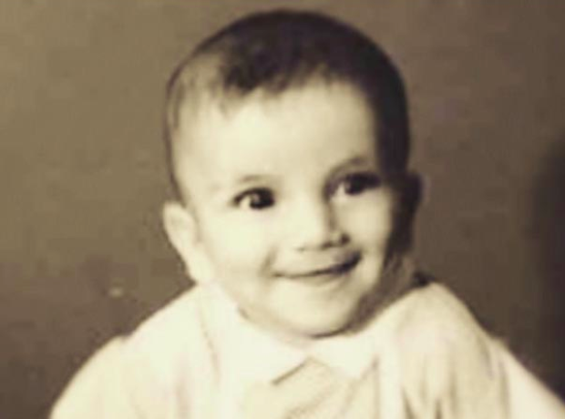 Peter Andre - Childhood photo