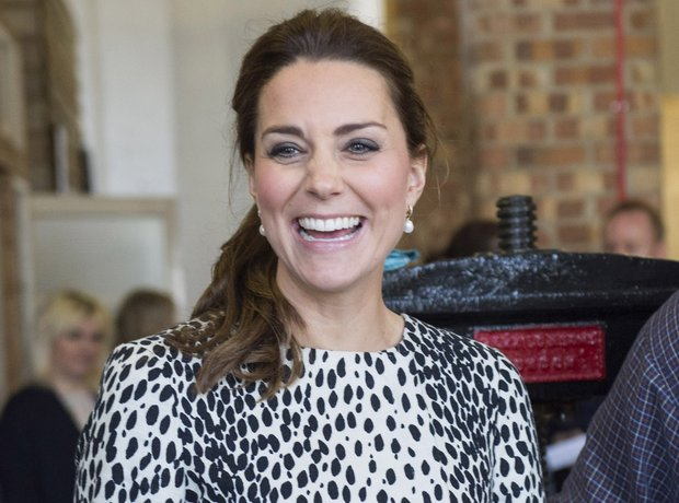 Kate, Duchess of Cambridge in Margate