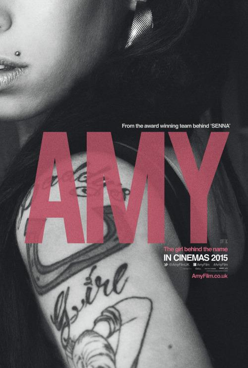 Amy Documentary - poster