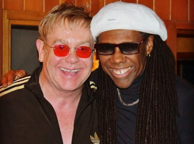 Elton John and Nile Rodgers