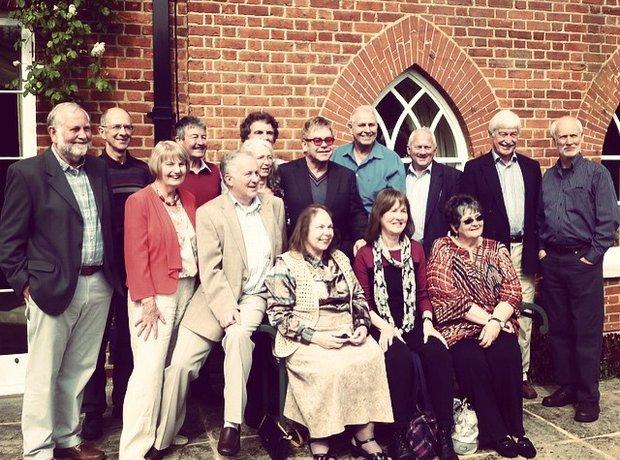 Elton John's School Reunion