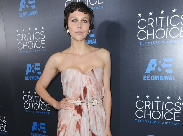 Maggie Gyllenhaal attended the Critics' Choice Tel