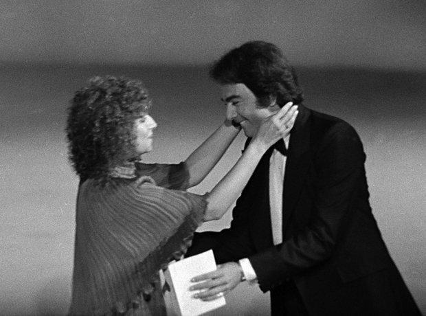 Barbra Streisand & Neil Diamond