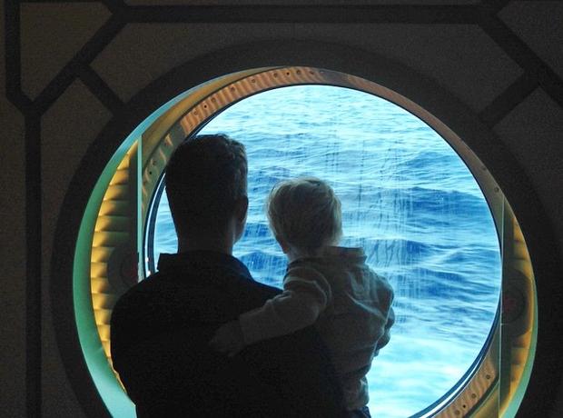 Michael Buble aquarium