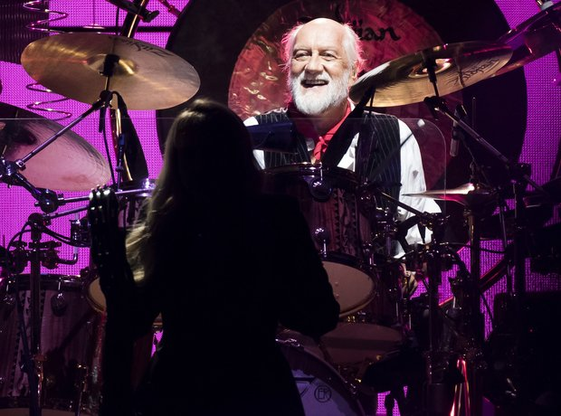 Mick Fleetwood Waterstones